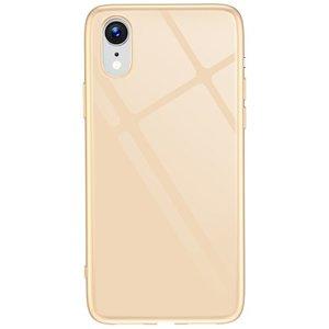 фото Чехол T-PHOX Crystal для Apple iPhone Xr (Gold)