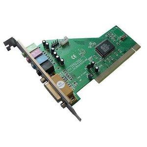 фото Звуковая карта ATCOM C-media 8738 PCI sound card 4CH