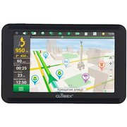 фото GPS-навигатор GLOBEX GE520 с картой