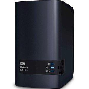фото NAS-сервер WD 4TB WDBVBZ0040JCH-EESN