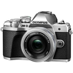 фото Системный фотоаппарат OLYMPUS E-M10 mark III Pancake Zoom 14-42 Kit