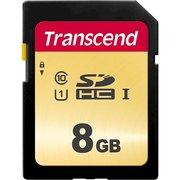фото Карта памяти TRANSCEND SDHC 500S 8GB UHS-I U3 (TS8GSDC500S)