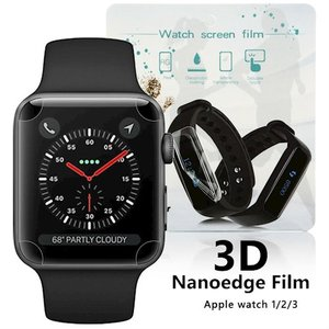фото Защитная плёнка BECOVER Apple Watch Series 3 42mm (701962)