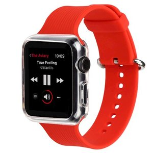 фото Ремешок BECOVER для Apple Watch Universal (42mm) IPH1446 Red (702417)