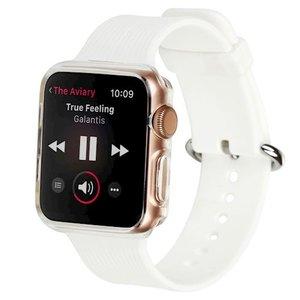 фото Ремешок BECOVER для Apple Watch Universal (38mm) IPH1446 White (702361)