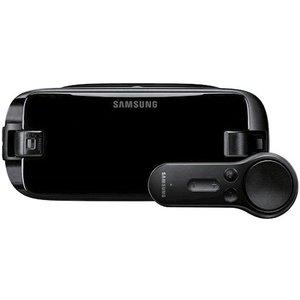 фото Очки виртуальной реальности SAMSUNG SM-R324NZAASEK Gear VR + controller (2017)