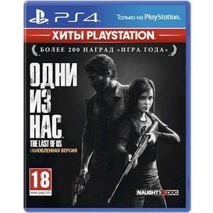 фото Игра The Last of Us: Обновлённая версия (PS4, русская версия)