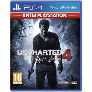 фото Игра Uncharted 4: Путь вора - PlayStation Hits (PS4, русская версия)