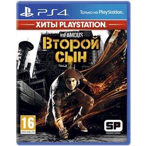 фото Игра InFamous: Второй сын (PS4? русская версия)
