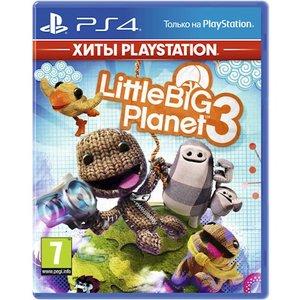 фото Игра LittleBigPlanet 3 - PlayStation Hits (PS4, русская версия)