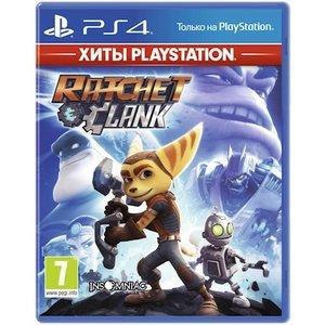 фото Игра Ratchet & Clank - PlayStation Hits (PS4, русская версия)