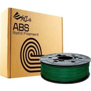 фото Катушка XYZPRINTING 1.75мм/0.6кг ABS da Vinci, зеленый (RF10BXEU06D)