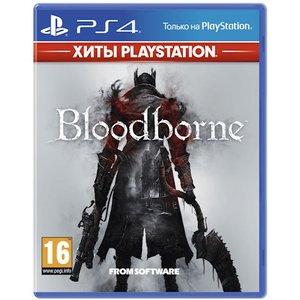 фото Игра Bloodborne: Порождение крови - PlayStation Hits (PS4, русские субтитры)