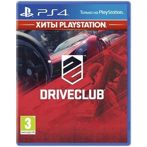 фото Игра DriveClub - PlayStation Hits (PS4, русская версия)