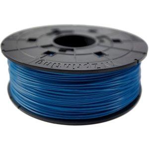 фото Катушка XYZPRINTING  1.75мм/0.6кг ABS da Vinci, серебр-син (RF10BXEU03K)
