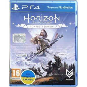 фото Игра Horizon Zero Dawn. Complete Edition (PS4, русская версия)