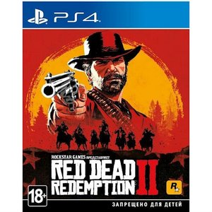 фото Игра PS4 Red Dead Redemption 2 (5423175)