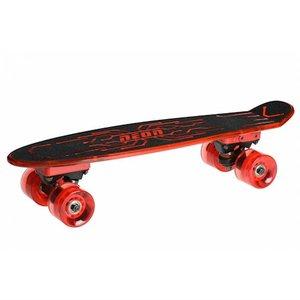 фото Скейтборд NEON Hype Красный (N100788)