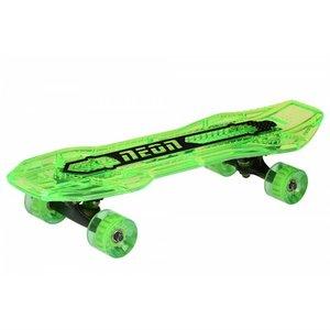 фото Скейтборд NEON Cruzer Зеленый (N100792)