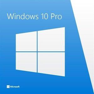 фото Программное обеспечение MICROSOFT Windows 10 Pro 64-bit Ru 1ПК DVD (OEM версия для сборщиков) (FQC-08909)