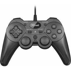фото Геймпад TRUST Ziva wired gamepad for PC and PS3 (21969)
