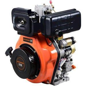 фото Двигатель дизельный GERRARD G186E