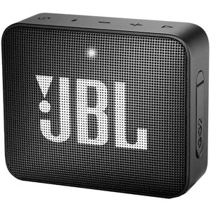 фото Портативная акустика JBL Go 2 Midnight Black (JBLGO2BLK)