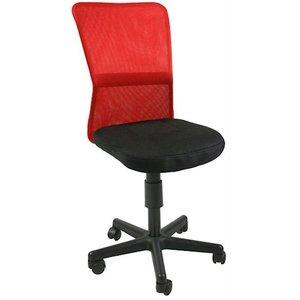 фото Офисное кресло OFFICE4YOU BELICE (27735) Black/Red