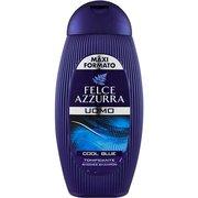 фото Шампунь и гель для душа FELCE AZZURRA CoolBlue Мужской 400мл (8001280309694)