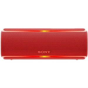 фото Портативная акустика Sony SRS-XB21 Red (SRSXB21R.RU2)