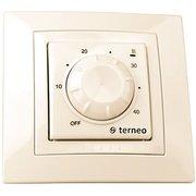 фото Регулятор температуры TERNEO RTP Ivory