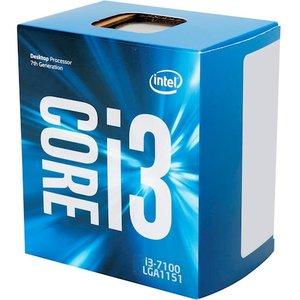 фото Процессор INTEL Core i3-7100 BOX (BX80677I37100)