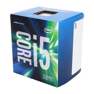 фото Процессор INTEL Core i5-6400 (BX80662I56400) BOX