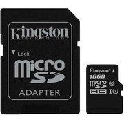 фото Карта памяти KINGSTON SDCS/16GB Canvas Select U1 (SDCS/16GB)