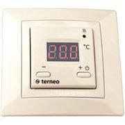 фото Регулятор температуры TERNEO ST Ivory