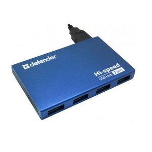 фото USB-hub Defender Septima Slim (83505)