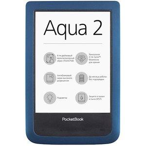 фото Электронная книга POCKETBOOK 641 Aqua 2 Azure (PB641-A-CIS)