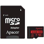 фото Карта памяти APACER microSDXC 64GB UHS-I U1 (AP64GMCSX10U5-R)