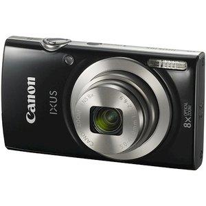 фото Цифровой фотоаппарат CANON IXUS 185 Black (1803C008)