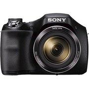 фото Цифровой фотоаппарат SONY Cybershot DSC-H300 Black
