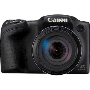 фото Цифровой фотоаппарат CANON PowerShot SX420 IS Black