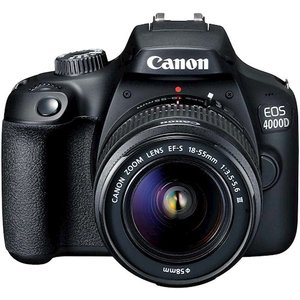 фото Фотоаппарат CANON EOS 4000D 18-55 DC III (3011C004AA)