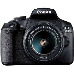 фото Фотоаппарат CANON EOS 2000D 18-55 IS II VUK