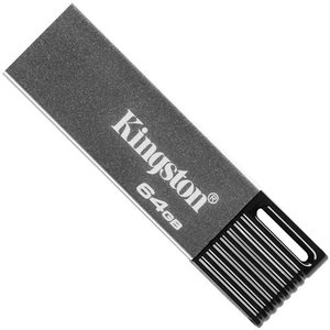 фото Флеш-драйв KINGSTON DATATRAVELER MINI 64GB (DTM7/64GB)