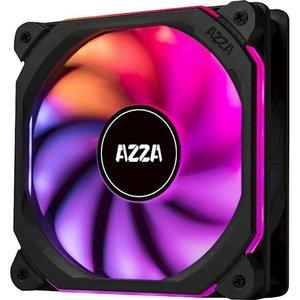 фото Корпусный кулер AZZA Prisma II 12CM Black (FFAZ-12DRGB-011)