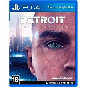 фото Игра Detroit.Стать Человеком PS4