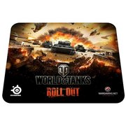 фото Коврик SteelSeries QcK World of Tanks Tiger Edition (67272)
