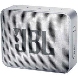 фото Портативная акустика JBL GO 2 GRAY (JBLGO2GRY)