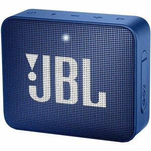 фото Портативная акустика JBL Go 2 Deep Sea Blue (JBLGO2BLU)