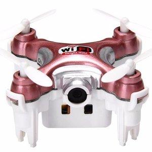 фото Квадрокоптер CHEERSON CX-10WD-TX Pink (CX-10WD-TXp)